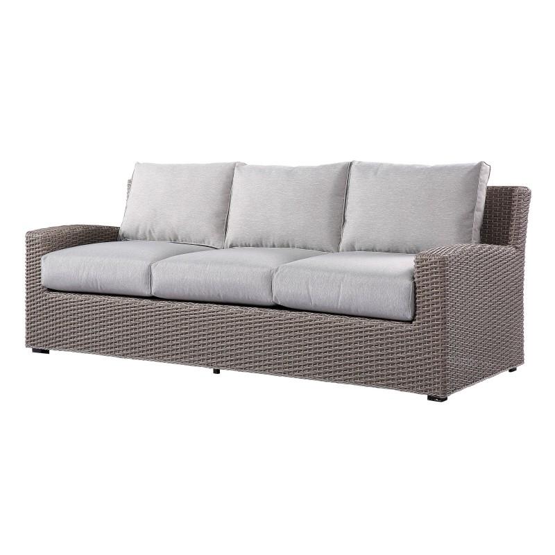 Indoor Outdoor Sofa In A Sunbrella Fabric Sofa Seating