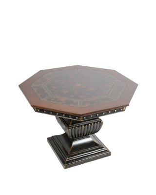 Octagonal Center Table