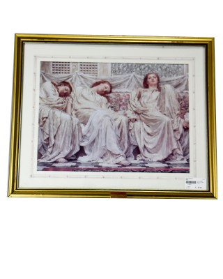 Three Ladies Print