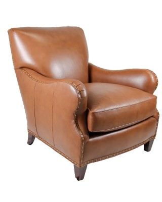 Princeton Leather Chair