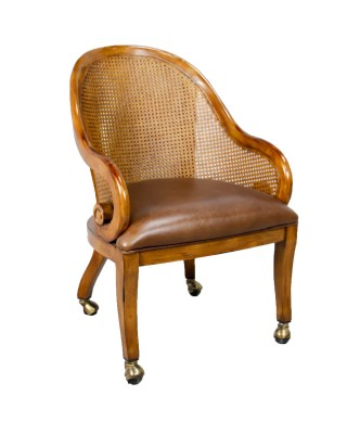 Hitchcock Double Cane Back Chair