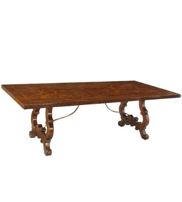 Tuscan Chateau Dining Table