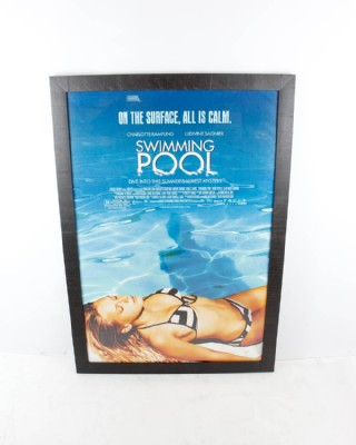 Swimming Pool Original Movie Poster