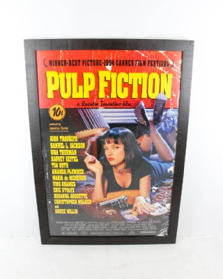 Pulp Fiction Original Movie Poster