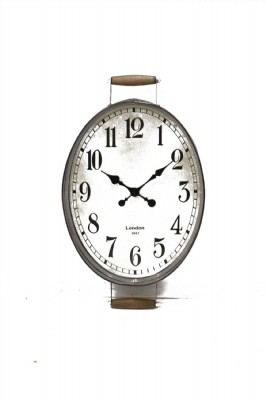 """Tray"" Wall Clock"