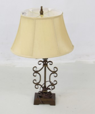 Bronze Style Table Lamp