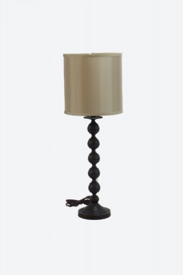 Bronzed Table Lamp