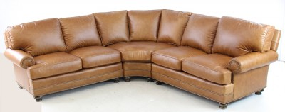 Nail Head Sectional