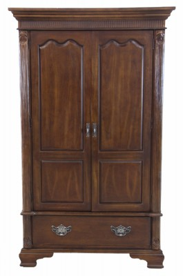 Clothes Storage Armoire