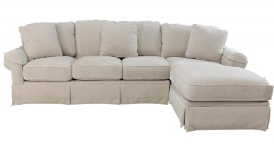 Terry Cloth Sectional