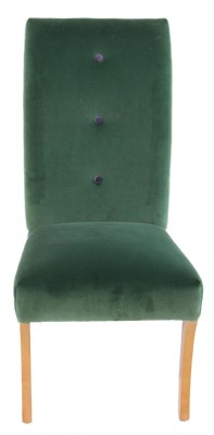 Set of Eight Upholstered Side Chairs
