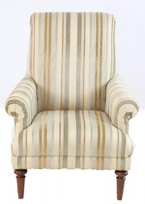 Upholstered Tightback Tightseat Armchair