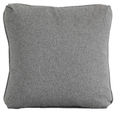 Custom Grey Pillow with Down Filling