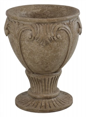 Cast Resin Grecian Urn