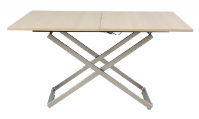 An Adjustable Height and Size Table